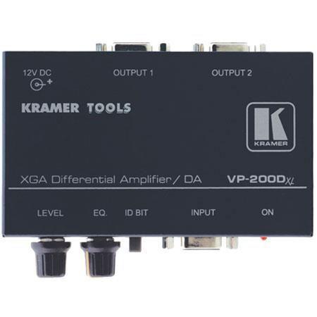 Kramer VP DXL Computer Graphics Video Differential Line Amplifier 145 - 105
