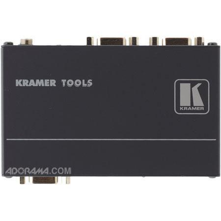 Kramer Computer Graphics Video Distribution Amplifier 153 - 12