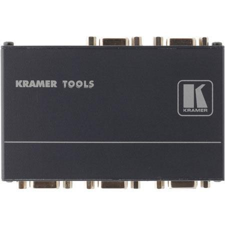Kramer Electronics Computer Graphics Video Distribution Amplifier 370 - 153