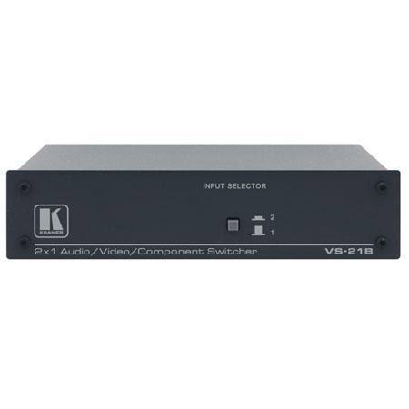 Kramer VS BComposite Video Stereo Audio Switcher 48 - 399