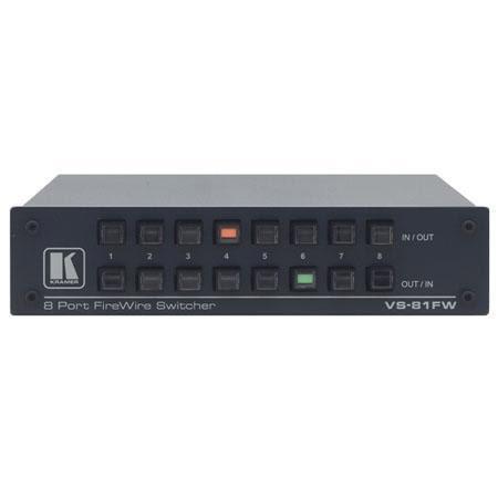 Kramer VS FW Port FireWire Switcher 169 - 50