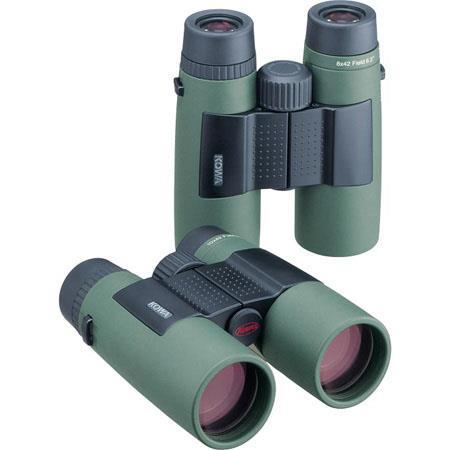 KowaBD Series Water Proof Roof Prism Binocular Degree Angle of View  16 - 390