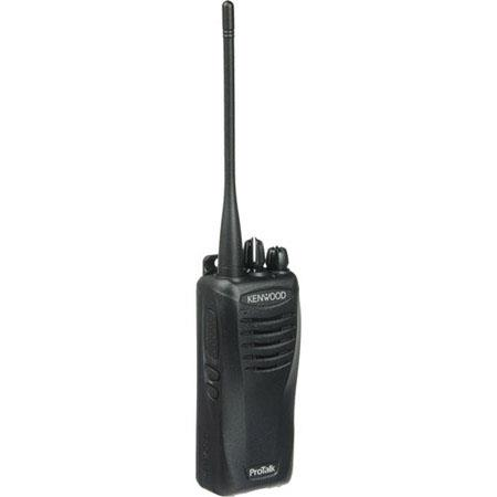Kenwood TK UK Compact UHF FM W Handheld Portable Radio Channel VOX Ready Wireless Cloning FleetSync 185 - 302