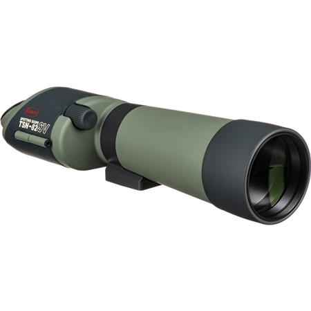 Kowa TSN SV Angled Spotting Scope Min Focusing Distance Waterproof Fogproof Requires Eyepiece 56 - 172