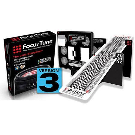 LensAlign Fusion Bundle Focus Calibration System Includes MkII Gen and FocusTune V License Key 239 - 483