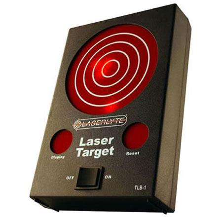 LaserLyte Interactive Laser Trainer Target System Yard Range Shots Battery Life 83 - 598
