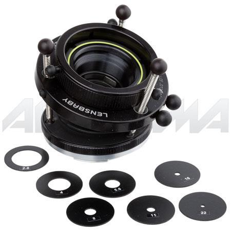 Lensbaby Control Freak Olympus Mount SLRs 212 - 183
