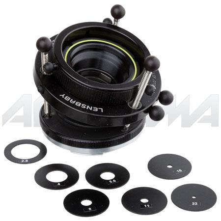 Lensbaby Control Freak Sony alpha Mount SLRs 204 - 73