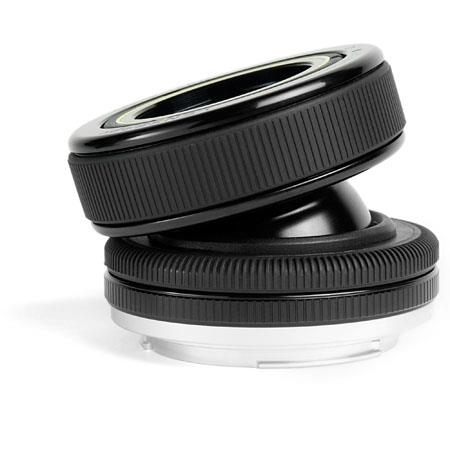 Lensbaby Composer Pro Double Glass Optic Olympus ds mount 103 - 46