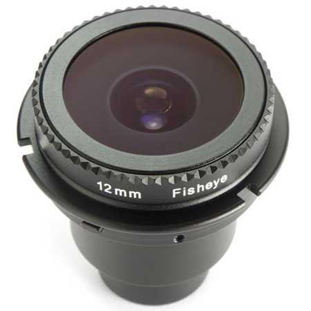 Lensbaby Fisheye Optic 190 - 345