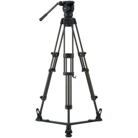Libec LX Tripod System Floor Spreader and Case Ball Diameter kg lb Load Capacity 186 - 182