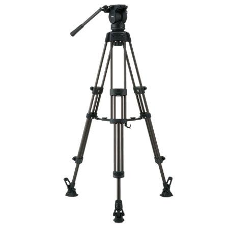 Libec LXM Tripod System Mid Level Spreader and Case kg lb Load Capacity Ball diameter 186 - 182