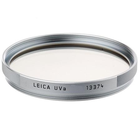 Leica E Ultra Violet UV Glass Filter Silver Mount 87 - 517