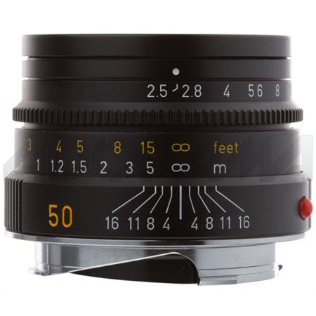 Leica f SUMMARIT M Standard Manual Focus Lens M System USA 155 - 708