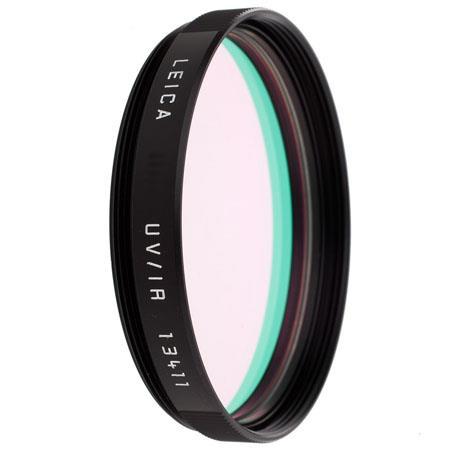 Leica E Digital Ultra Violet UV Infra IR Filter Mount 166 - 589