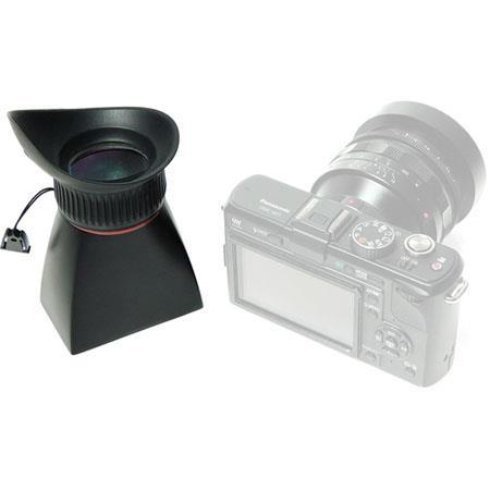 Kinotehnik LCDVF Viewfinder Bluestar Microfiber Eye Cushion Magnification 163 - 751