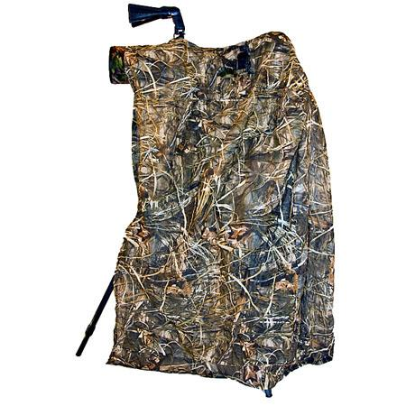 Lens Coat Kwick Camo Photography Blind Carry Pouch Realtree Max 58 - 616