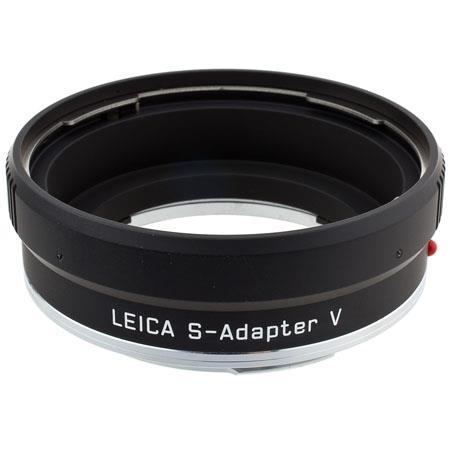 Leica S Adapter Hasselblad V System Lenses 82 - 770