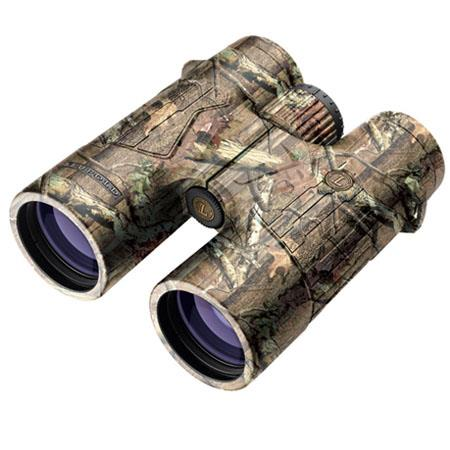 LeupoldBX Cascades Water Proof Porro Prism Binocular Degree Angle of View Mossy Oak Infinity 56 - 649