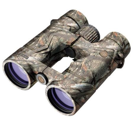 LeupoldBX Mojave Water Proof Roof Prism Binocular Degree Angle of View Mossy Oak Treestand 224 - 187