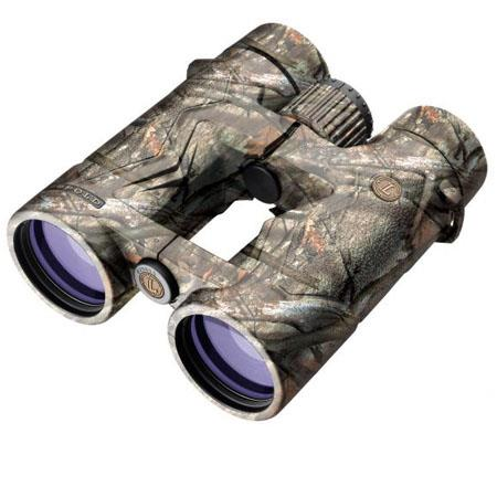 LeupoldBX Mojave Water Proof Roof Prism Binocular Degree Angle of View Mossy Oak Treestand 150 - 606
