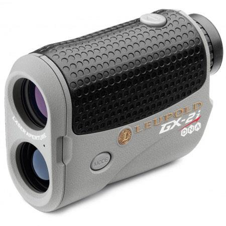 Leupold GX i Digital Golf Rangefinder Pinhunter Technology Optical System Quick Set Menu 134 - 458