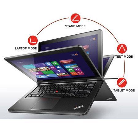 Lenovo ThinkPad Yoga Convertible Multi Touch Ultrabook Computer Intel Core i U GHz GB RAM GB SSD Win 31 - 582