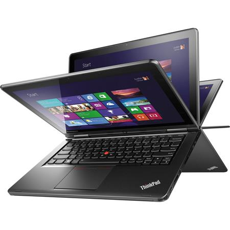 Lenovo ThinkPad S Yoga FHD Convertible Ultrabook Computer Intel Core i U GHz GB RAM GB SSD Windows P 58 - 631