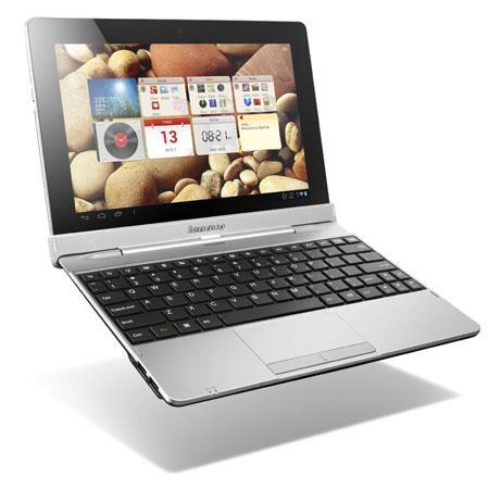 Lenovo IdeaTab S GB Android Tablet ICS S Quad Core Qualcomm Snapdragon GHz GB RAM Wifi Keyboard Dock 178 - 122
