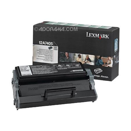 Lexmark A Toner Cartridge E E High Yield Return Program Print Cartridge Yield Pages 193 - 147