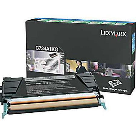 Lexmark CAKG Toner Cartridge C C X Series Printers Pages Yield 35 - 679