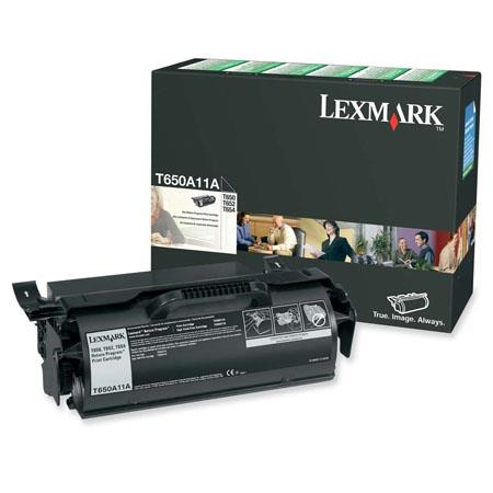 Lexmark TAA Toner Cartridge T Series Printers Pages 210 - 768