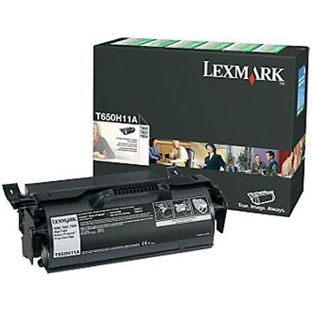 Lexmark THA High Yield Return Program Laser Toner Cartridge Yield Pages 25 - 625