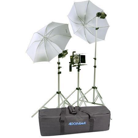 Lowel Adorama Light Tota Omni Basic Kit Soft Case 76 - 104