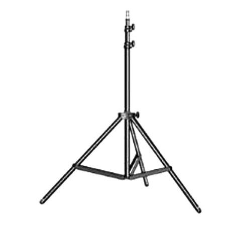 Lowel KSA Lightstand Mounting Stud Section Air Cushioned Risers Gun Metal 254 - 63