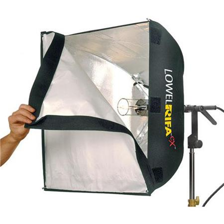 Lowel Rifa LC eX eXchange Lite VACCollapsible Soft Light System 37 - 474