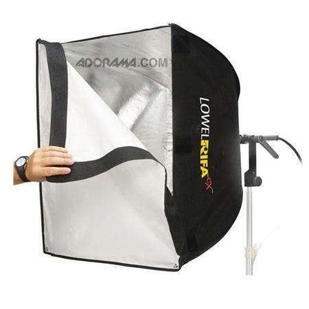 Lowel Rifa LC eX eXchange Lite VACCollapsible Soft Light System 29 - 233