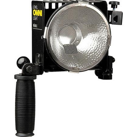 Lowel Omni Light Standard Focusing Multi voltage Model volts FTK watt volt Lamp 110 - 58