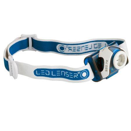 LED Lenser SEO Headlamp Blue 97 - 592