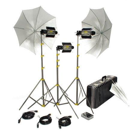 Lowel Trans kit Still Video Photographic Location Lighting Kit TO Case 37 - 147