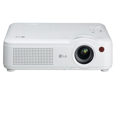 LG BD XGA LCD Projector ANSI Lumens Contrast Ratio Watt Lamp Built Stereo Speakers W 133 - 147