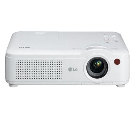 LG BD WXGA ANSI LCD Projector HDMI Contrast Ratio W Lamp Built Speakers 210 - 360