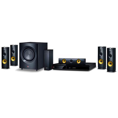 LG BHBW D Blu Ray Home Theatre System Wireless Speakers Channel Immersive Sound Wi Fi Bluetooth HDMI 57 - 279
