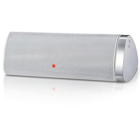 LG NP Portable Speaker W Bluetooth USB IPod IPhone Compatible Airplay Compatible Portable In 80 - 114