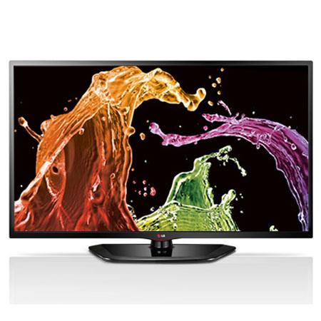 LG LN Class Direct LED HDTV Hz Refresh Rate Picture Wizard IIp Resolution Sound Modes Triple XD Engi 117 - 476