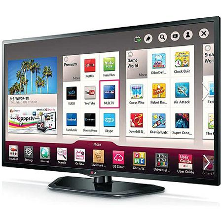 LG LN Full HD p LED Smart TV TruMotion W W Audio Output Triple XD Engine Picture Wizard Dual Core Wi 57 - 364