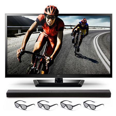 LG Electronics LM LED LCD Cinema D TV Sound Bar 110 - 358