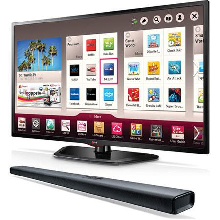 LG LN Full HD p LED Smart TV Sound Bar Hz Refresh Rate Aspect Ratio WiFi Ready All You Need is the L 210 - 360