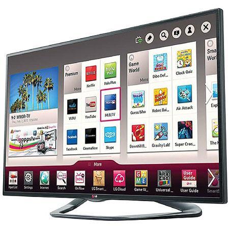 LG LA Class p Cinema D Smart TV TruMotion Hz Sound Modes Dual Core Processor Triple XD Engine 202 - 188