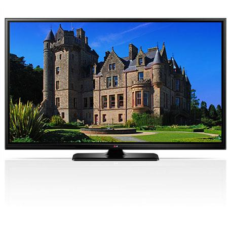 LG PB Class Full HD p Smart Plasma HDTV Hz Sub Field Driving HDMI USB W Speaker WiFi ready 110 - 358